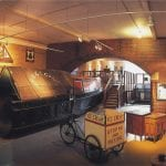 London Canal Museum 1