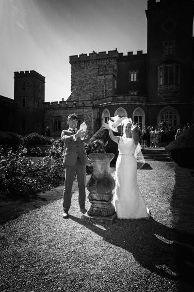 Powderham Castle Exeter Wedding Venues