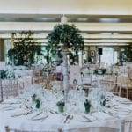 Hever Castle Wedding Venue Dining