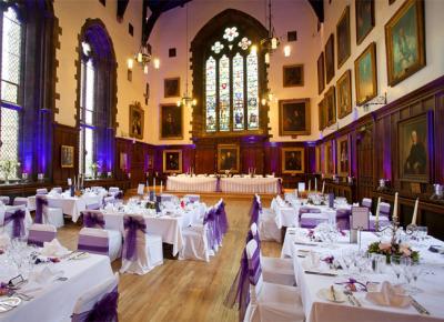 Durham Castle Wedding Venues