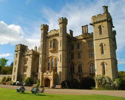 Duns Castle Duns Wedding Venues