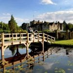 Hever Castle Wedding Venue Lake