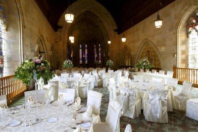 Ashdown Park Hotel Forest Row Wedding Venues