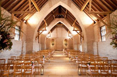 The Tithe Barn Petersfield Wedding Venues