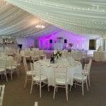 Tissington Hall WEDDING VENUE PEAK DISTRICT dining