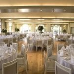 Hever Castle Wedding Venue Reception