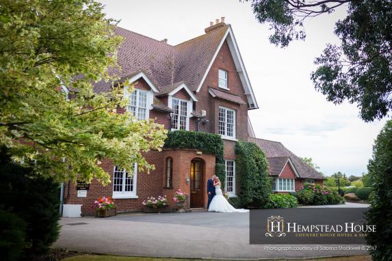 Hempstead House Sittingbourne Wedding Venues