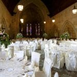 Ashdown Park hotel wedding reception