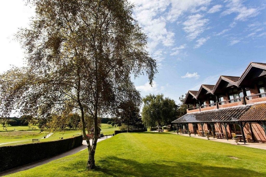 Barnham Broom Hotel & Golf Club View