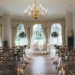 Kew Gardens Wedding Venue West London Reception Room