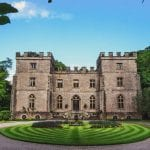 Clearwell Castle Front