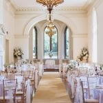 Clearwell Castle Wedding Breakfast