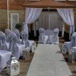 Best Western Plus Manor Hotel, Meriden Courtyard 2