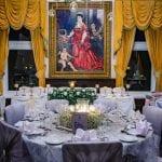 Craig-Y-Nos Castle Wedding Breakfast