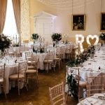 Farnham Castle Wedding Breakfast