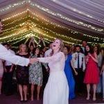 Tissington Hall WEDDING VENUE PEAK DISTRICT Marquee Dance