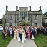Tissington Hall WEDDING VENUE PEAK DISTRICT Outside