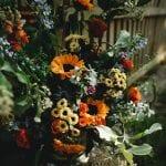 Tissington Hall WEDDING VENUE PEAK DISTRICT Bouquet