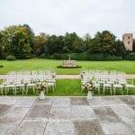 Avington Park Orangery wedding no people min 8