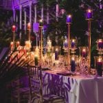 Kew Gardens Wedding Venue West London Evening Dining