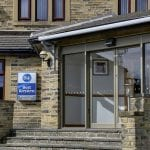 Best Western Bradford Guide Post Hotel hotel front small min 2