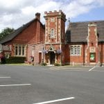 Hatton Village Hall Wedding Venue Outside