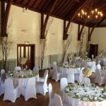 Hatton Village Hall Wedding Venue Hall