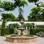 Braxted Park fountain gardens braxted park essex 5