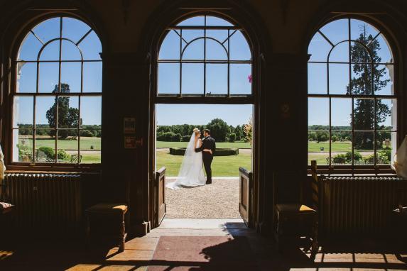 Gosfield Hall Halstead Wedding Venues