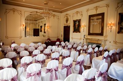 Ringwood Hall Hotel Chesterfield Wedding Venues