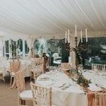 East Lodge Country House Hotel Wedding Breakfast