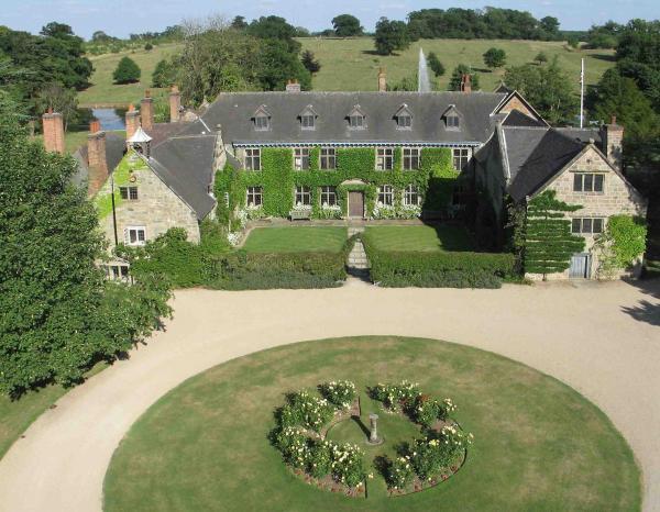 Langley Priory Castle Donington Wedding Venues