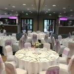 Castle Green Hotel Wedding Breakfast