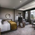 Castle Greene Hotel Bedroom