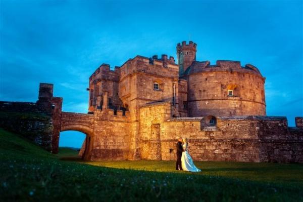 Pendennis Castle Falmouth Wedding Venues