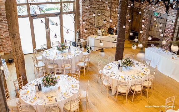 Gaynes Park Barns Epping Wedding Venues