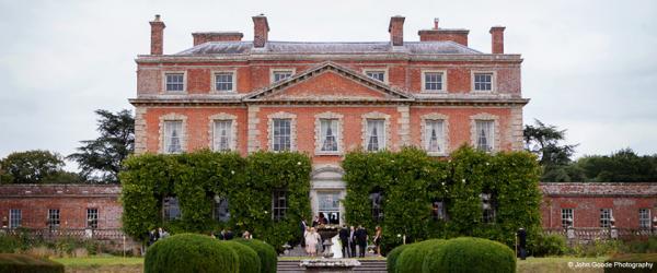 Trafalgar Park Salisbury Wedding Venues