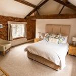 Donington Park Farmhouse Bedroom