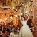 Donington Park Farmhouse Bride
