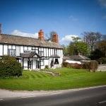 Donington Park Farmhouse Front