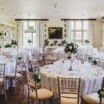 Llangoed Hall Llangoed Hall Wedding Breakfast 2