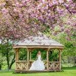 Hazlewood Castle Hotel blossom pagoda 7