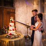 Hazlewood Castle Hotel cake shot 10