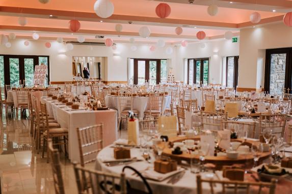 Canada Lodge Cardiff Wedding Venues