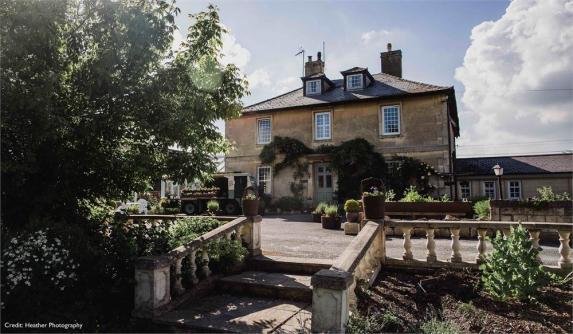 Widbrook Grange Bradford On Avon Wedding Venues
