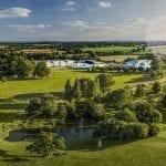 De Vere Wokefield Estate Drone min 2