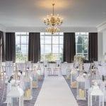 De Vere Selsdon Estate Selsdon Social Distanced Wedding Ceremony 5