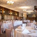 De Vere Selsdon Estate Terrace Social Distanced Wedding Breakfast 3
