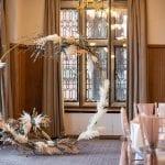 De Vere Selsdon Estate Terrace Social Distanced Wedding Breakfast 15