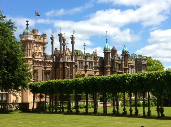 Knebworth House Stevenage Wedding Venues